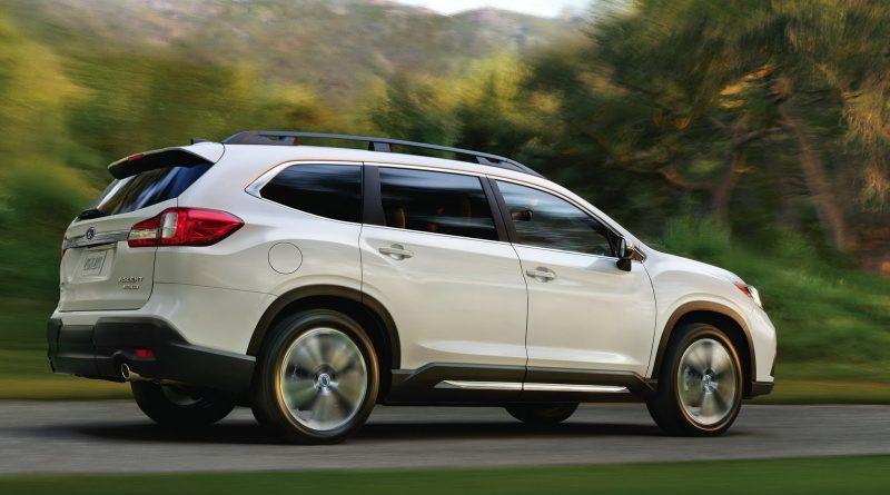 Recall u Subaru: zákazníci dostanou úplně nová auta