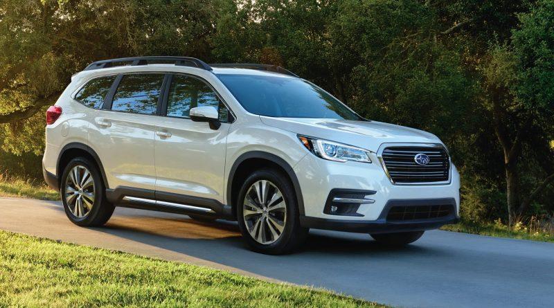 Subaru Ascent 2019: zveřejněny ceny, do prodeje v létě