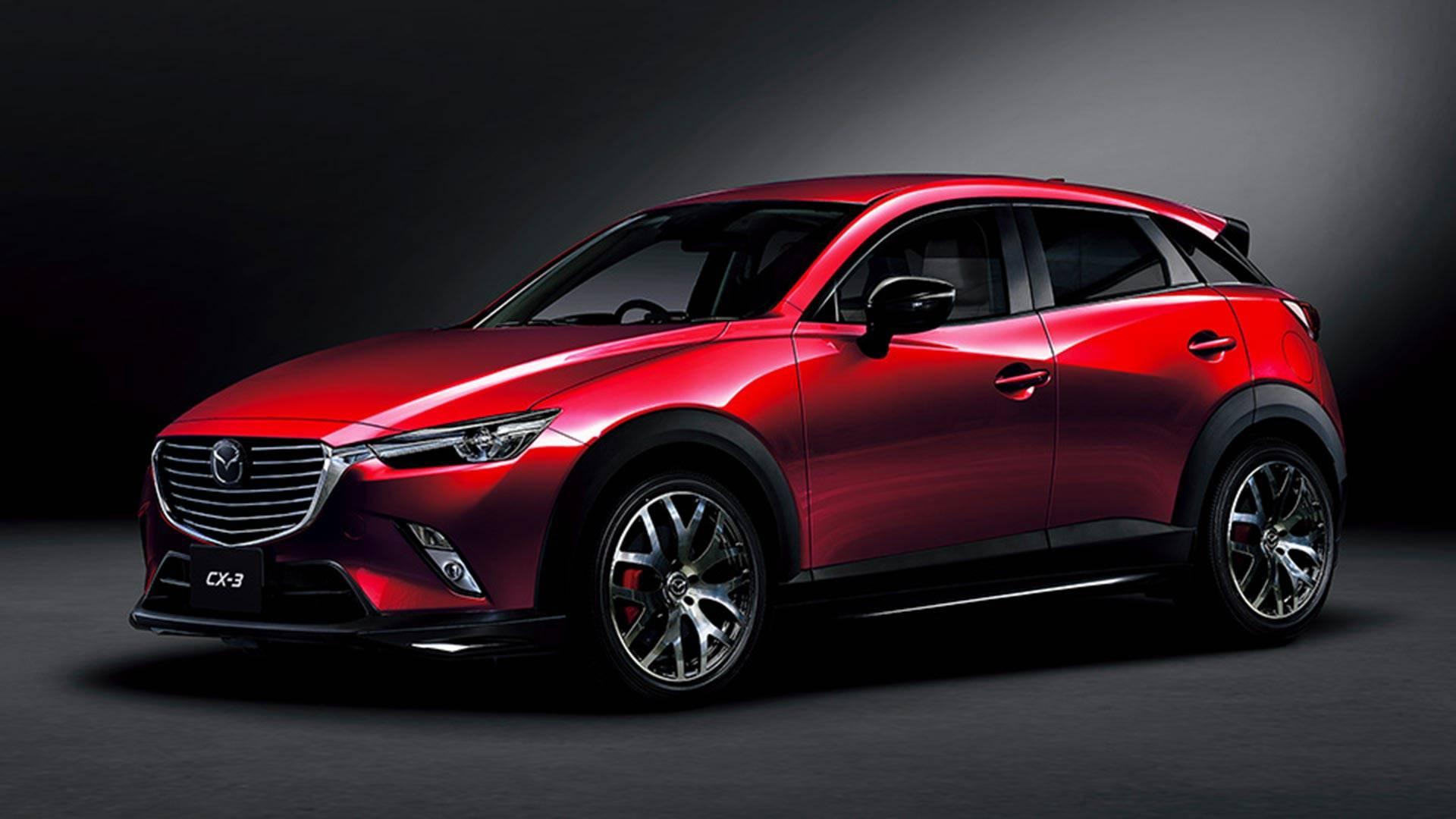 Mazda 3 2017 Custom >> mazda-cx-3-custom-style-2018 | Auta a motorky z Japonska