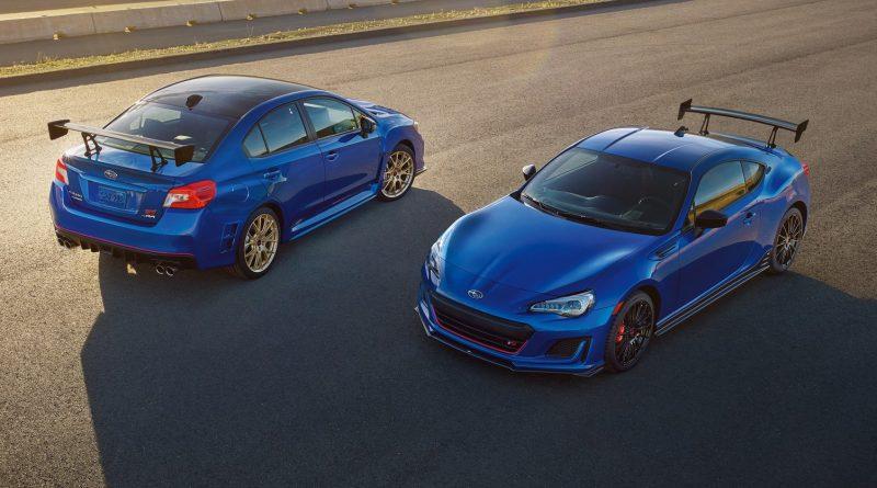 Subaru dává tradičním autům ještě šanci