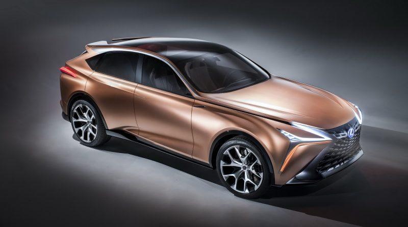 Lexus si registroval označení LQ. Použije ho pro LF-1?