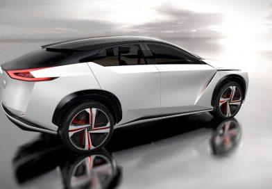 Nissan IMx: elektrický crossover dorazí za pár let