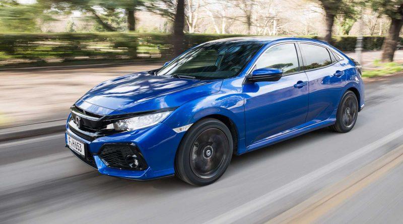 Honda Civic X 1.6 i-DTEC: kompletní informace