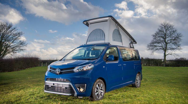 Toyota Proace Lerina: konečně kempingová verze