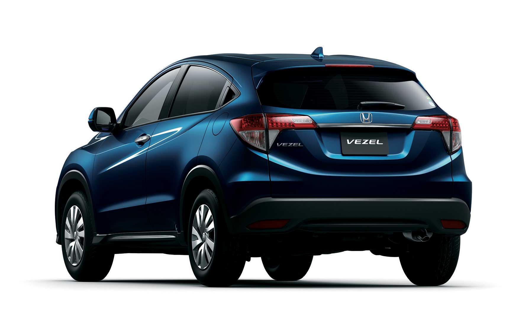Honda HR-V 2019: facelift crossoveru oficiálně | Auta a ...