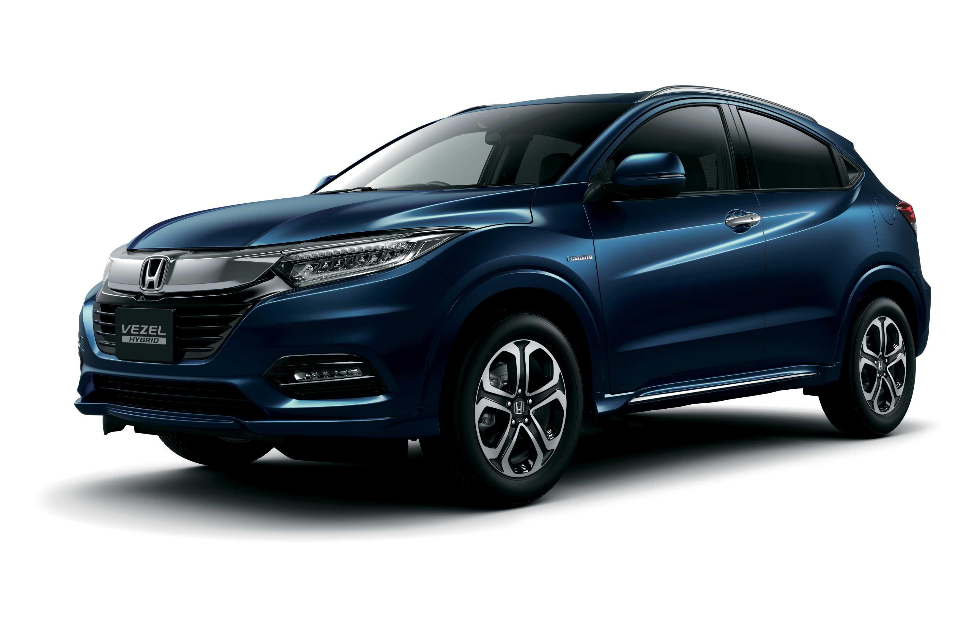Honda HR-V 2019: facelift crossoveru oficiálně   Auta a ...