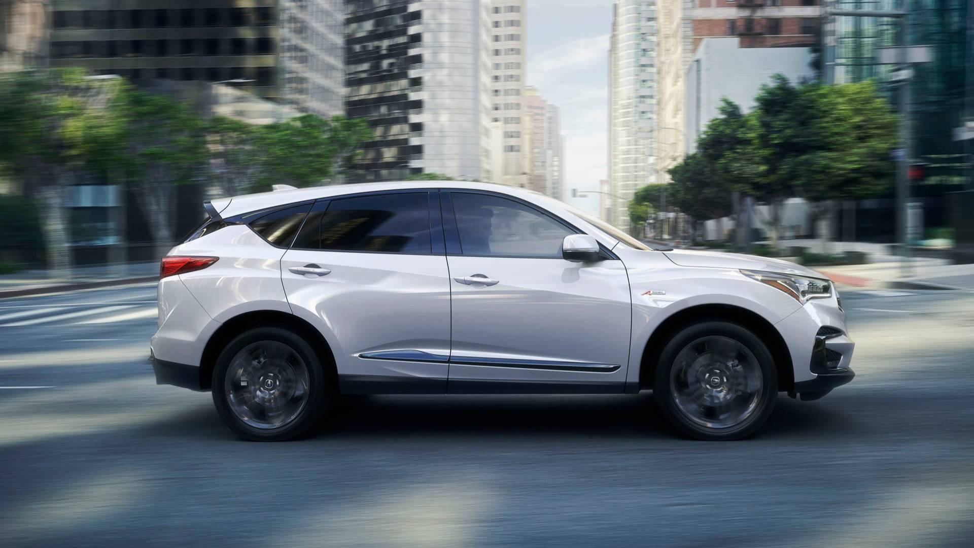 Toyota Suv 2019 >> 2019-acura-rdx (14)   Auta a motorky z Japonska
