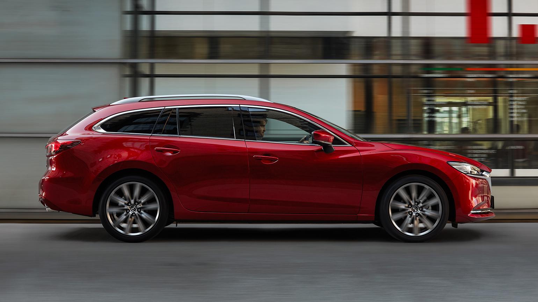 Mazda 6: premiéra evropského faceliftu | Auta a motorky z ...