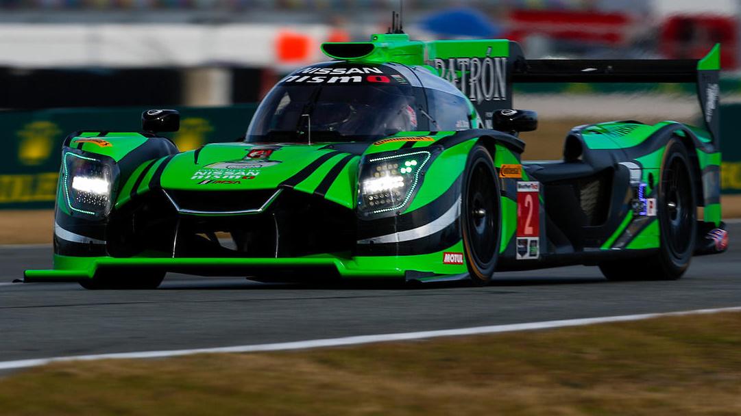 IMSA Sports Car 12 Hours of Sebring: vítězství bere Nissan ...