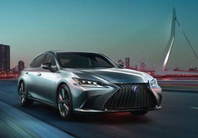 Nový Lexus ES (2019): více luxusu a nová technika