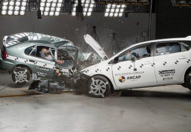 Nová auta jsou stále bezpečnější. Víme o kolik!