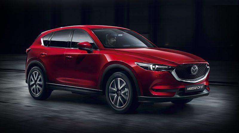 Mazda: turbomotor i pro CX-5!