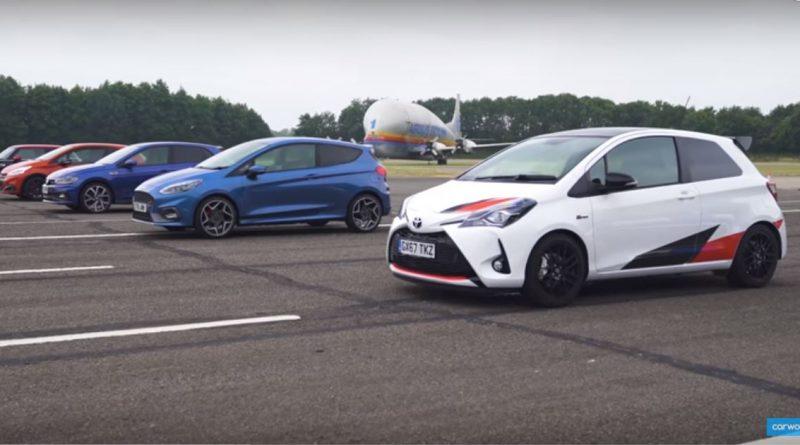 Toyota Yaris GRMN: je to nejrychlejší malý hot-hatch?