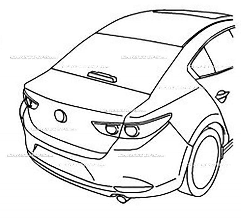 2019 Mazda Mazda3: Mazda 3 (2019): Už Víme, Jak Bude Vypadat! Co Zbylo Z Kai
