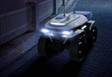 "Honda Autonomous Work Vehicle: čtyřkolka s ""vlastní hlavou"""