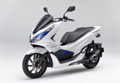 Honda konečně pustila na trh elektroskútr PCX