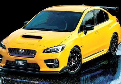 Subaru WRX STI S209: bude další speciální edice?