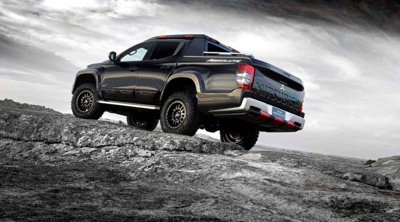 L200 Absolute: bude Mitsubishi soupeřit s Rangerem Raptor?