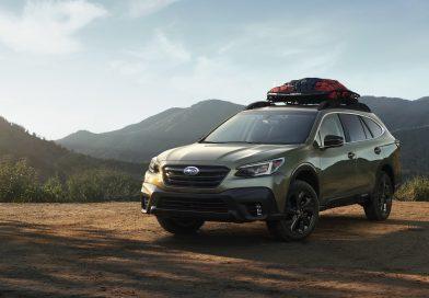 Subaru Outback 2020: nová generace oficiálně