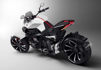 Honda NeoWing: nové patenty na tříkolku. Dostane motor z Gold Wingu?