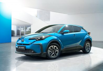 Toyota C-HR a Izoa EV: elektrická dvojčata