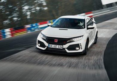 Civic Type R už není nejrychlejší FWD Nürburgringu. Vezme si rekord zpět?