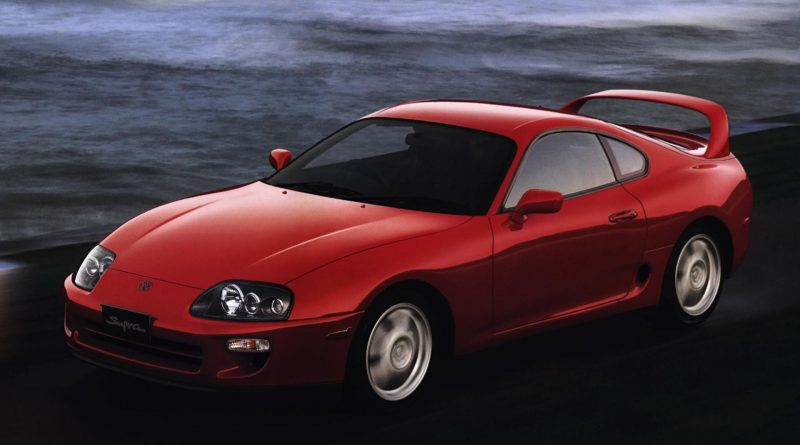 Toyota začne znovu vyrábět díly na Supry A70 a A80!