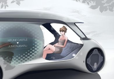 Honda Onsen: autonomní lázně