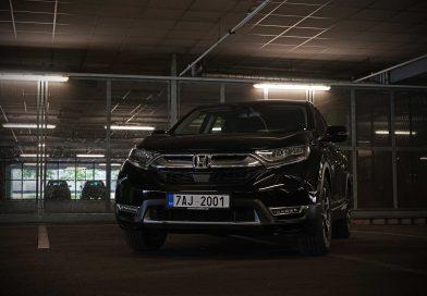 Test Honda CR-V Hybrid 2WD: jiné, než diesel