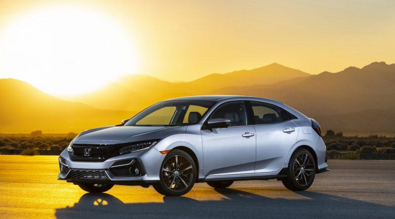 Honda Civic X MY2020: je tady facelift