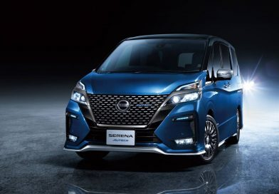 Nissan Serena: facelift pro MY2020