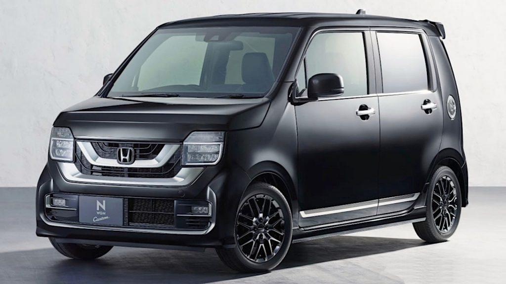 Honda N-WGN: druhá generace kei krabičky   Auta a motorky ...