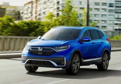 Honda CR-V 2020: je tady facelift. Přináší konec motoru 2,4 l