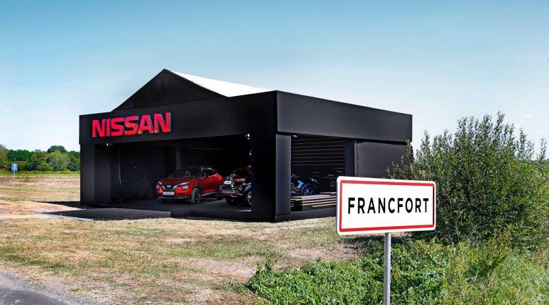 Nissan a Frankfurt 2019: bylo to vůbec vtipné?