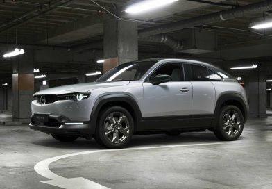 Mazda MX-30: pomůže novince rotační motor?