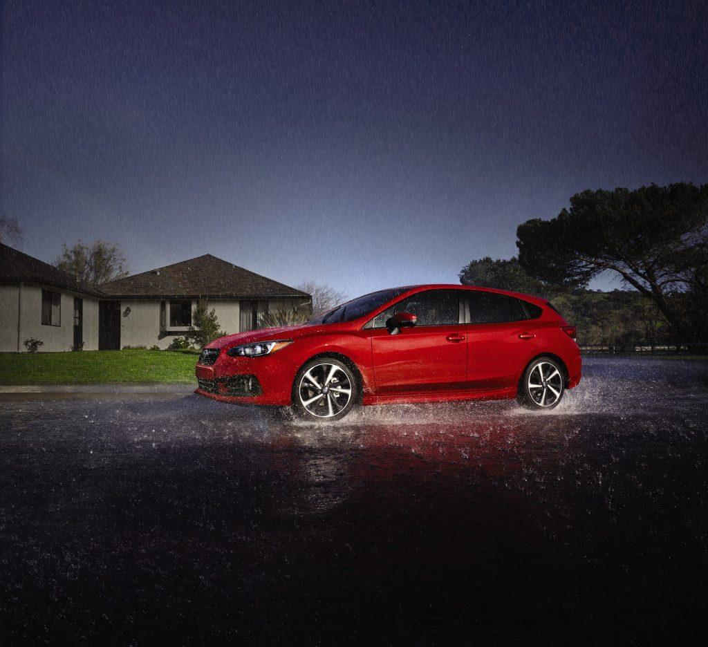 Subaru Impreza 2020: Facelift Na Nových Fotografiích