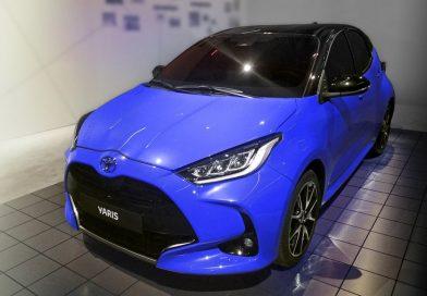 Toyota Yaris: podoba nové generace vyzrazena! Bude to docela divočina