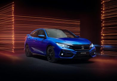 Honda Civic Sport Line: 1.0 VTEC Turbo ve stylu Type R
