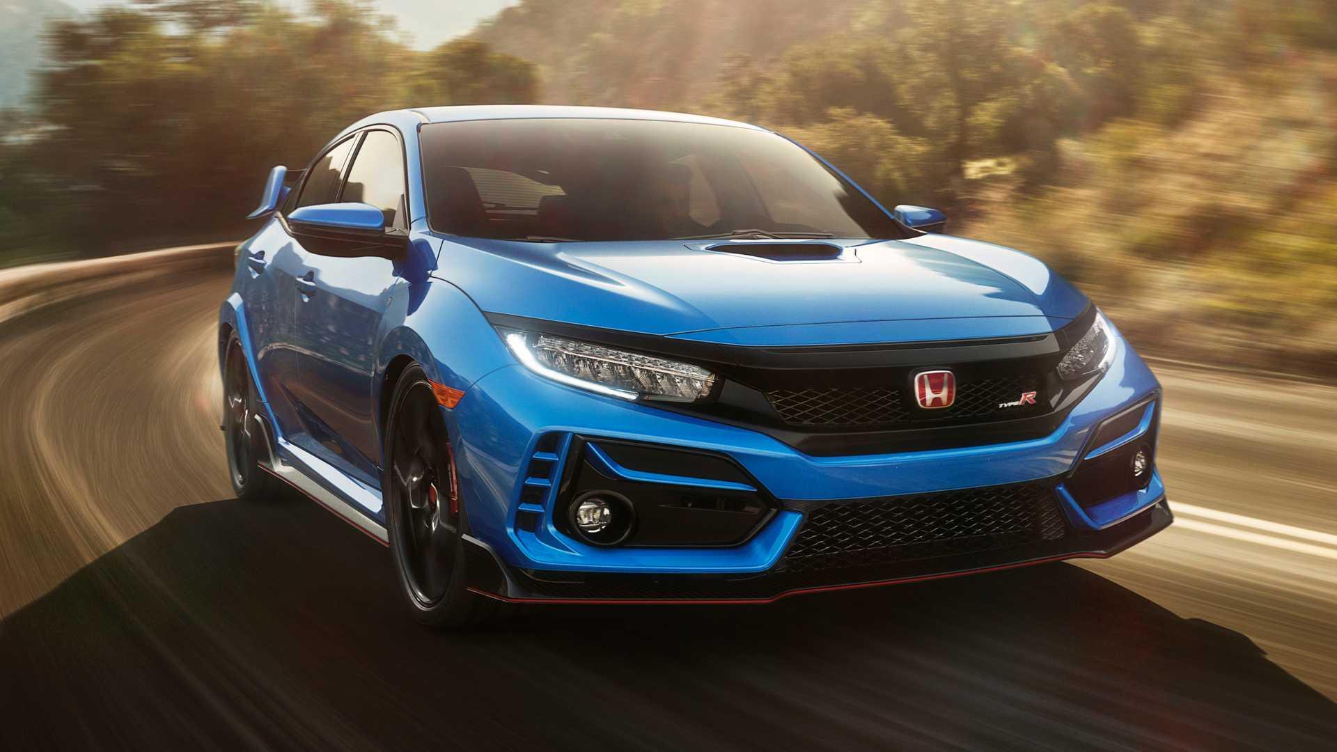 Honda Civic Type R 2020 oficiálně představena. Co je ...
