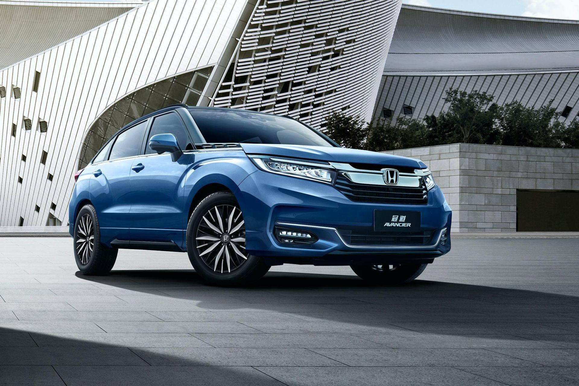 Honda Avancier: facelift pro luxusní SUV-kupé | Auta a motorky z Japonska