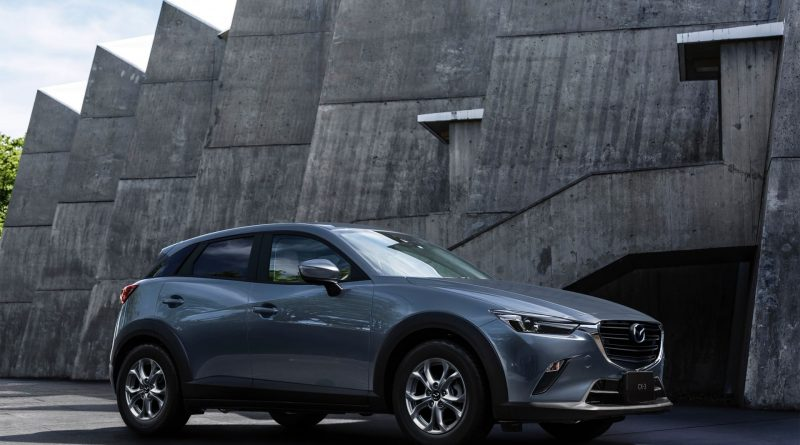 Mazda CX-3 letos v Evropě bez náhrady skončí