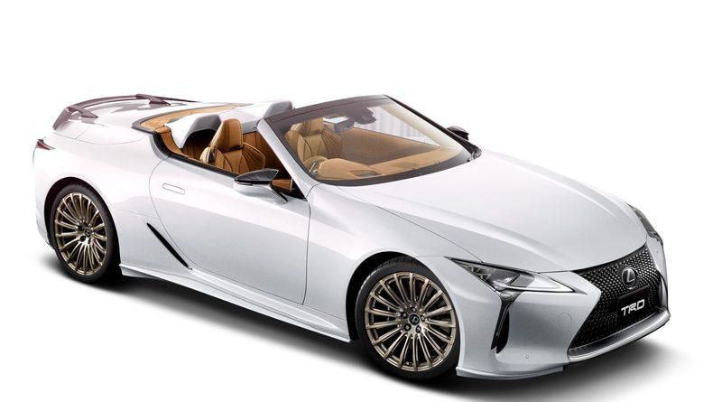 Lexus LC a LC Convertible: nový bodykit TRD. DOPLNĚNO!
