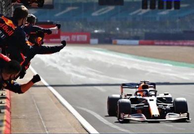 F1 2020: v jubilejní GP na Silverstone porazila Honda oba Mercedesy!
