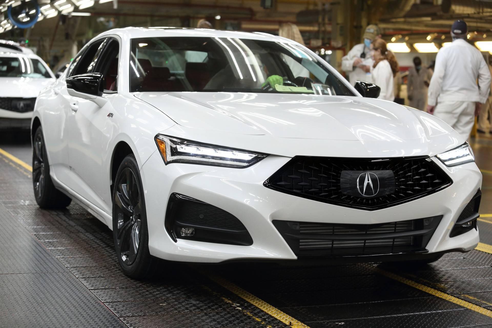 acura tlx 2021 je dražší, než současný model | auta a
