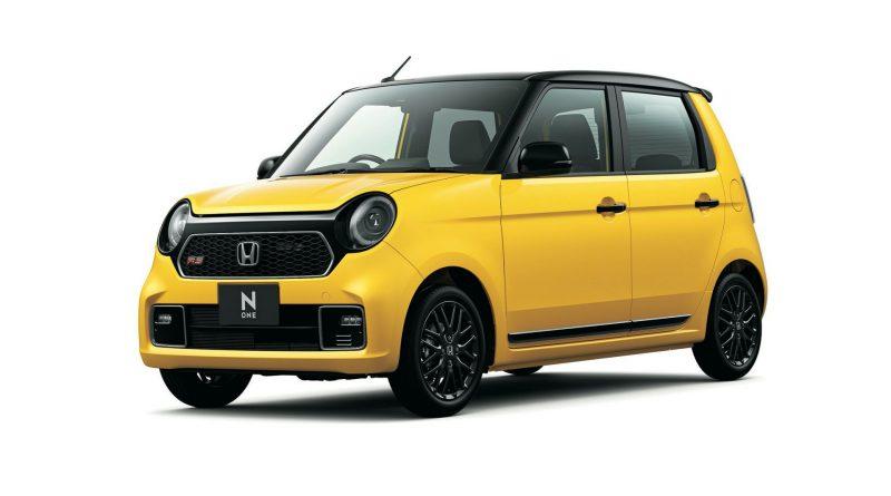 Honda N-ONE: druhá generace retro kei je tady