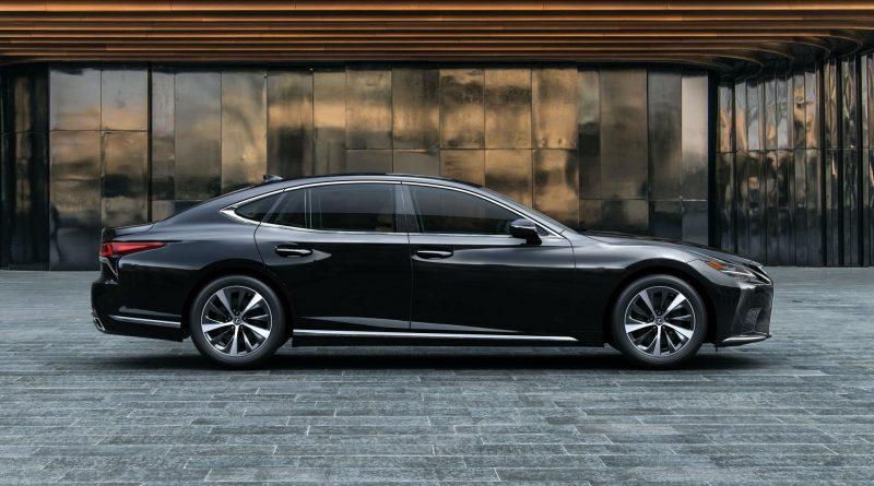 Lexus LS MY2021: facelift pro Evropu představen