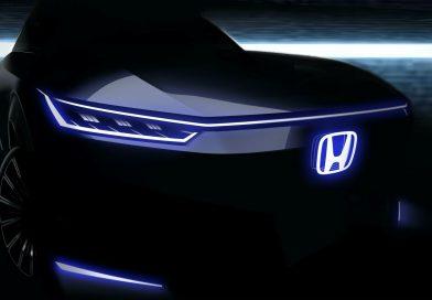 Honda prozradila, jakého dostane Honda e sourozence