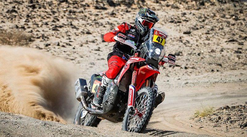 Dakar 2021: Honda má double!