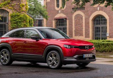 Mazda má velké plány: osm nových elektroaut do roku 2025