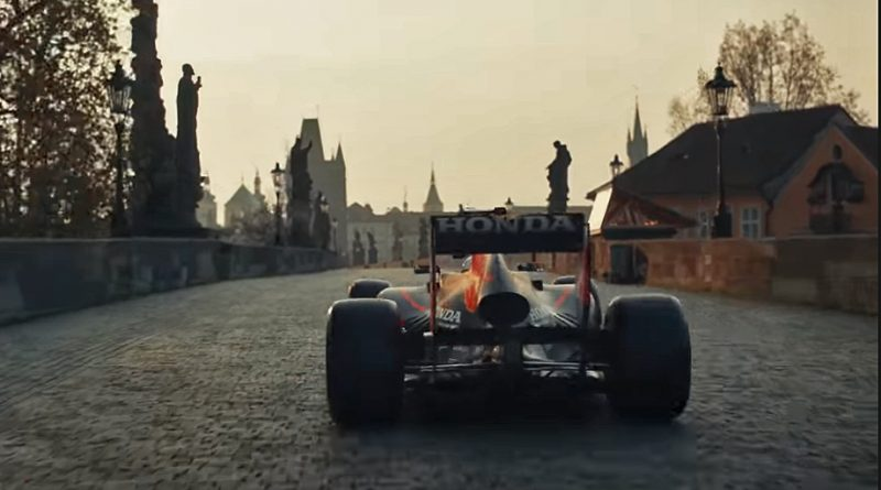 Red Bull Castle to Castle: F1 roadtrip z Prahy do Bratislavy